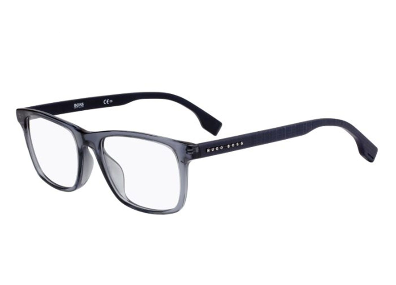 0aaa04e7ef707 Armação De Óculos De Grau Masculino Hugo Boss 1024 F KB7 - Omega ...