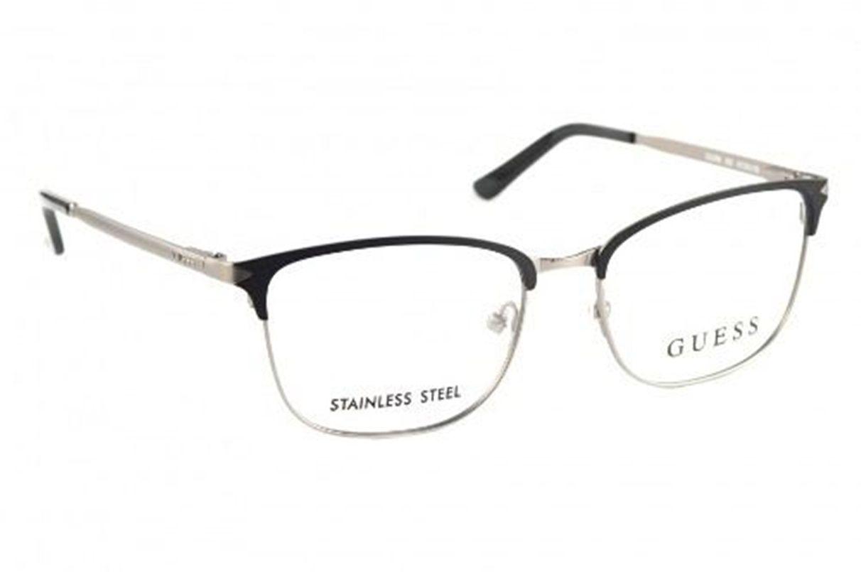 da791aa684657 Armação De Óculos Guess Gu2588 002 51-16 135 - Omega Ótica e Relojoaria