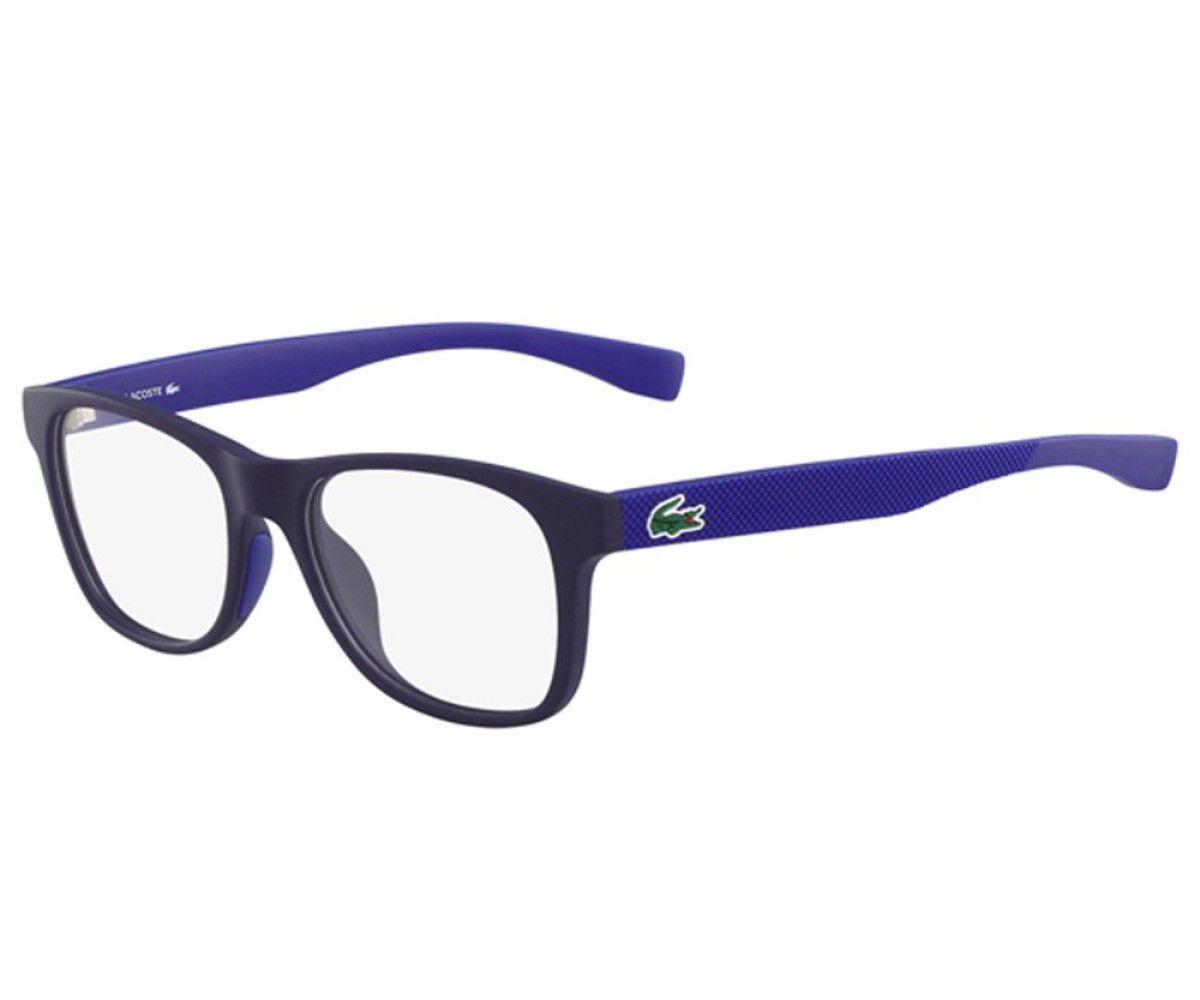 3952e0b6e Armação De Óculos Infanto-Juvenil Lacoste L3620 424 - Omega Ótica e ...