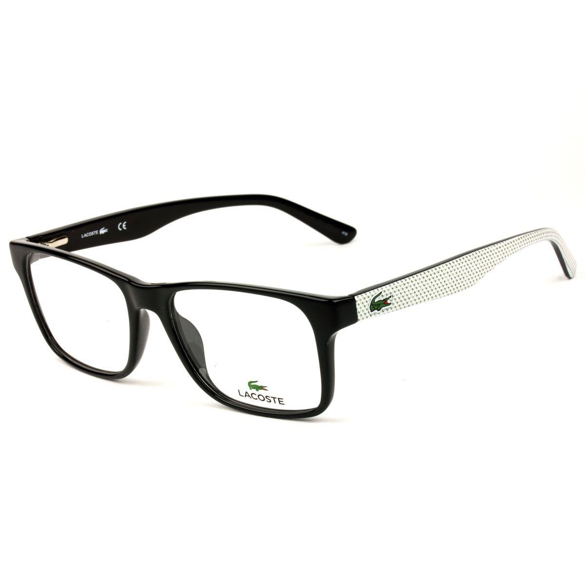 954acd063 Armação De Óculos Lacoste L2741 001 - Omega Ótica e Relojoaria