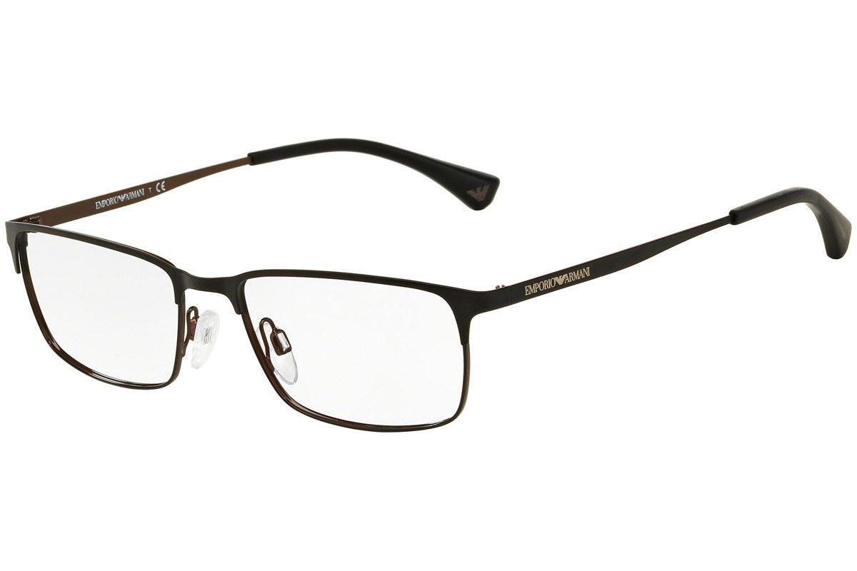 d1cc37972 Armação óculos de grau Emporio Armani EA1042 3127 - Omega Ótica e ...