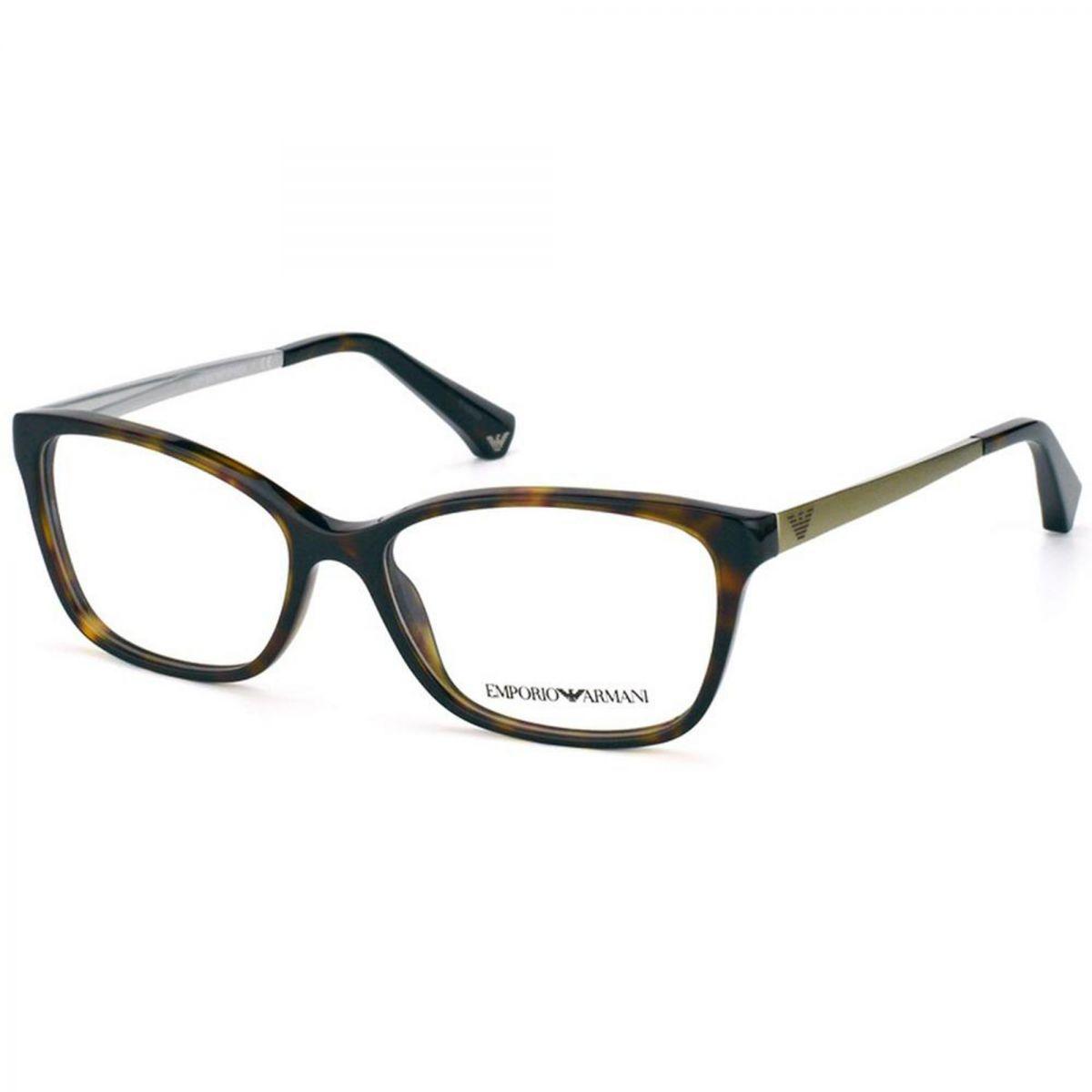 cd68a95096ce2 Armação Óculos de Grau Emporio Armani EA3026 5026 - Omega Ótica e ...
