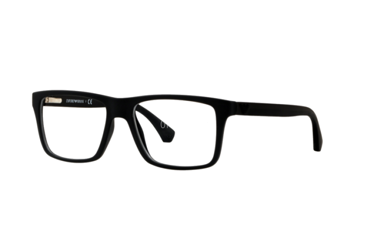 9f7dd7717e702 Armação óculos de grau Emporio Armani EA3034 5649 - Omega Ótica e ...