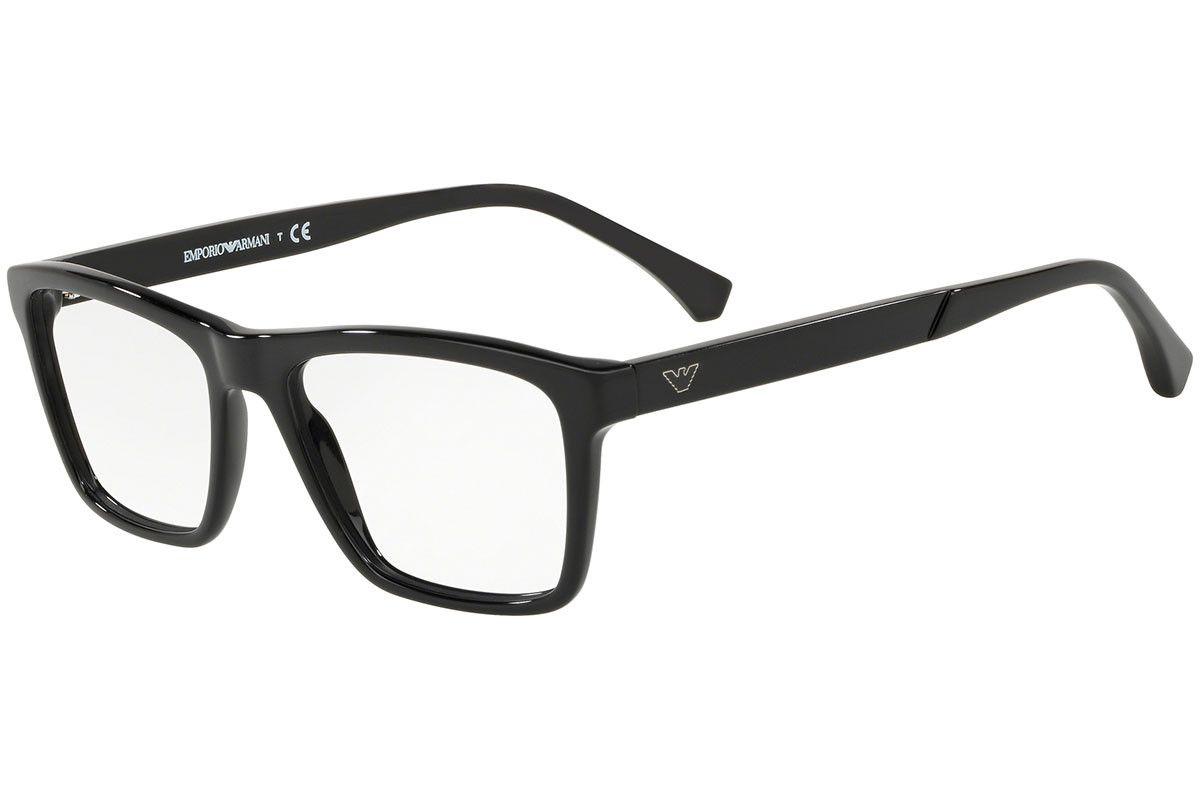 8dc9b7d1fb7b2 Armação Óculos de Grau Emporio Armani EA3138 5017 - Omega Ótica e ...
