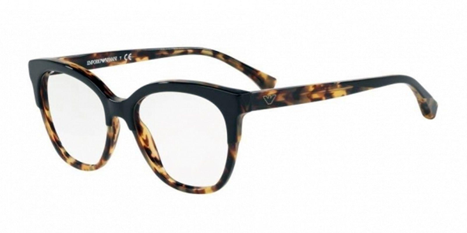 75f6a3b46 Armação Óculos de Grau Emporio Armani EA 3136 5697 - Omega Ótica e ...