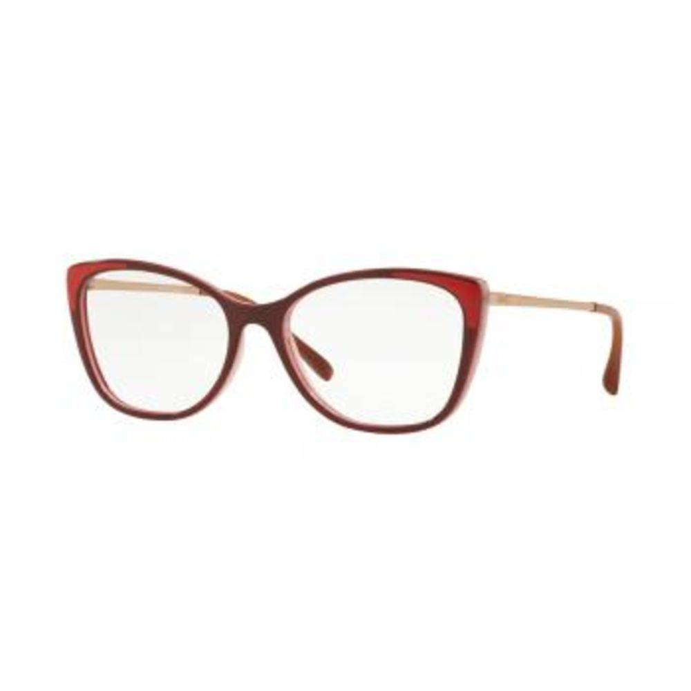 5c76b8ddd Armação Óculos De Grau Feminina Grazi Massafera GZ3055 F918 - Omega ...