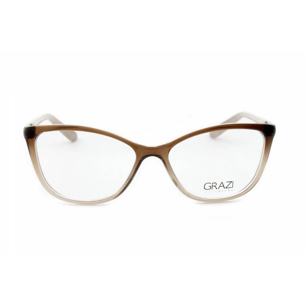 1f4f52062 Armação Óculos De Grau Feminino Grazi Massafera GZ3029B E413 - Omega ...