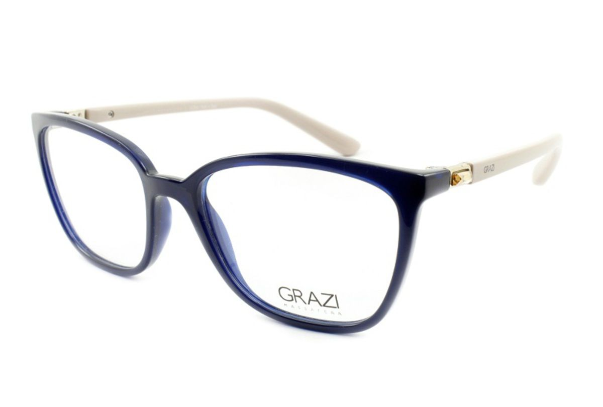 bc7992b5b Armação Óculos De Grau Feminino Grazi Massafera Gz3035b F054 - Omega ...