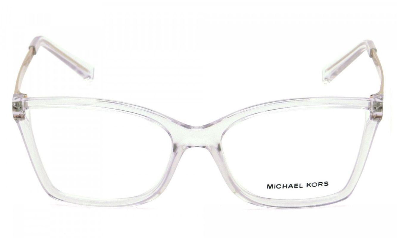 cffe41f4c0626 Armação Óculos de Grau Feminino Michael Kors MK4058 3050 - Omega ...