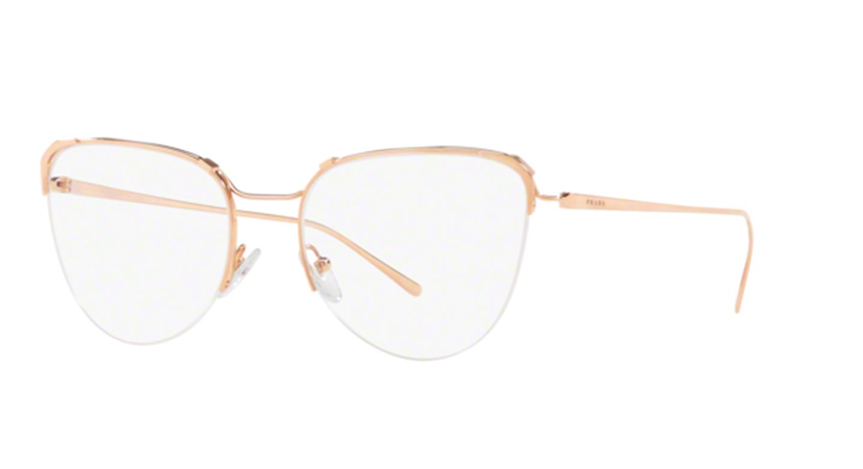 c3f20bd9a5a26 Armação Óculos de Grau Feminino Prada VPR60U 5AK-101 - Omega Ótica e  Relojoaria