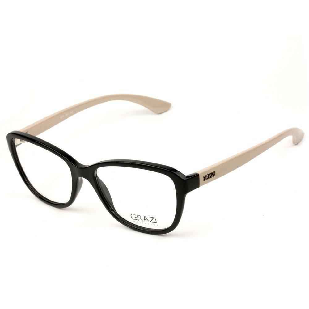 6d15c5433 Armação Óculos De Grau Grazi Massafera Gz3037 F062 - Omega Ótica e ...