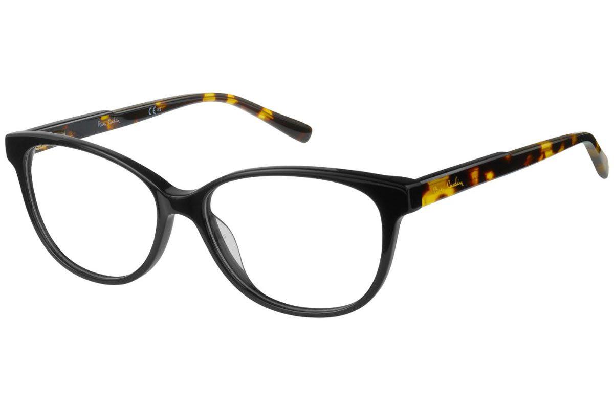 83e05482d Armação Óculos de grau Pierre Cardim P.C.8466 807 - Omega Ótica e ...
