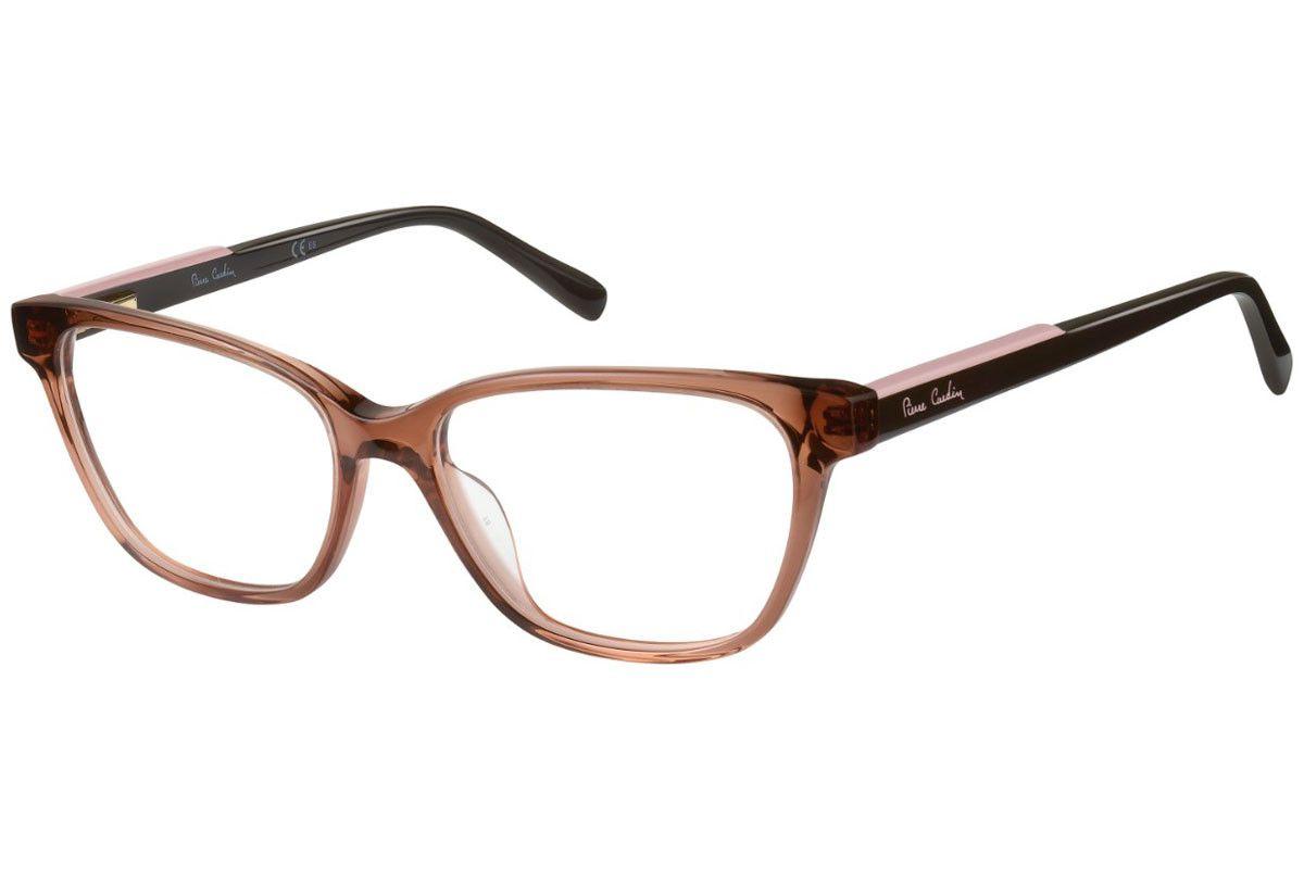 f8355cbd1 Armação Óculos de grau Pierre Cardim P.C.8467 09Q - Omega Ótica e ...