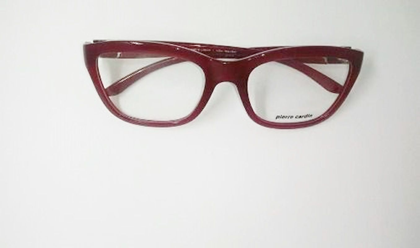 f98b75efb186c ... Armação Óculos De Grau Pierre Cardin p7 3167b C985 (promoção) ...