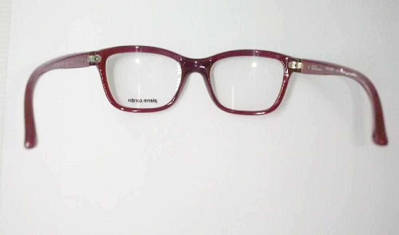 7a9bc221c ... Armação Óculos De Grau Pierre Cardin p7 3167b C985 (promoção) ...