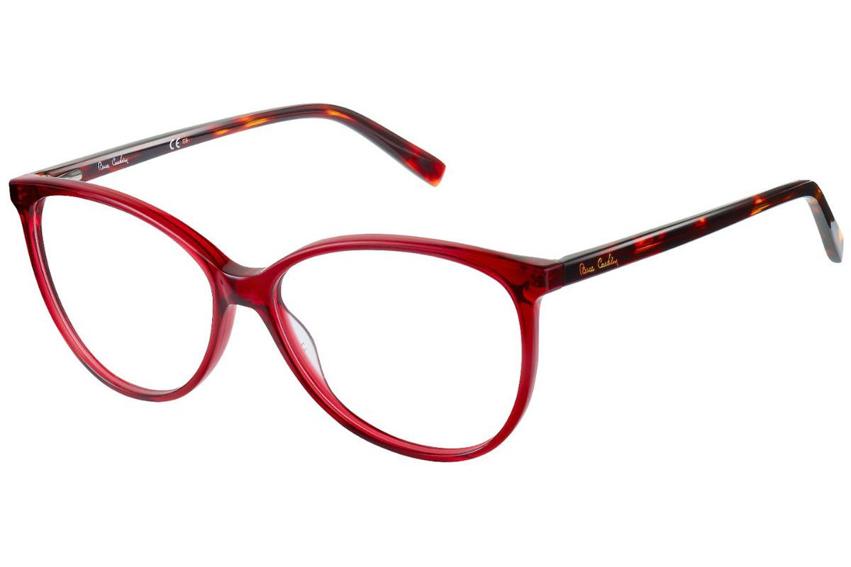 19b518fab Armação Óculos de Grau Pierre Cardin PC8459 XI9 - Omega Ótica e ...