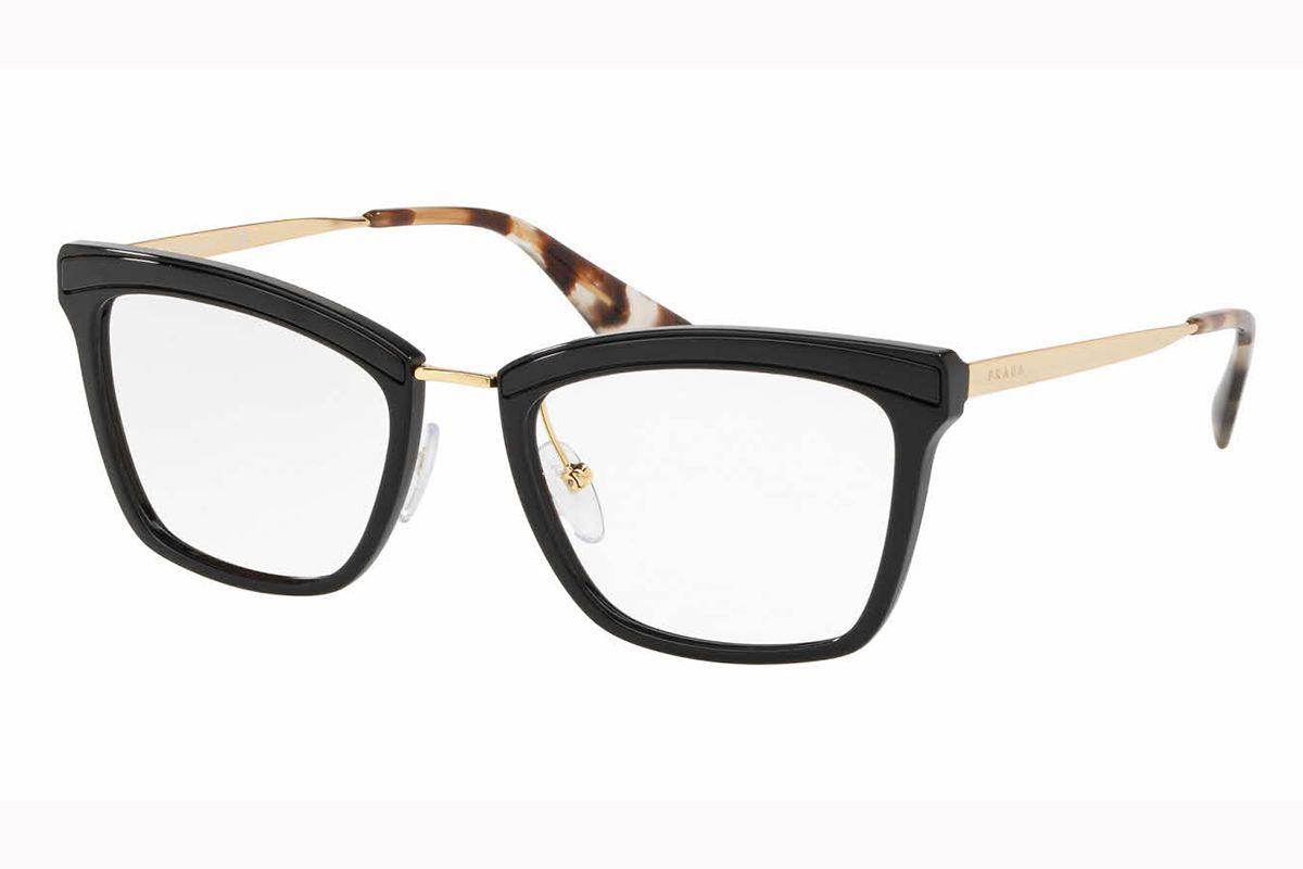 66564a77cbf1b Armação Óculos de Grau Prada VPR15U KUI-101 - Omega Ótica e Relojoaria