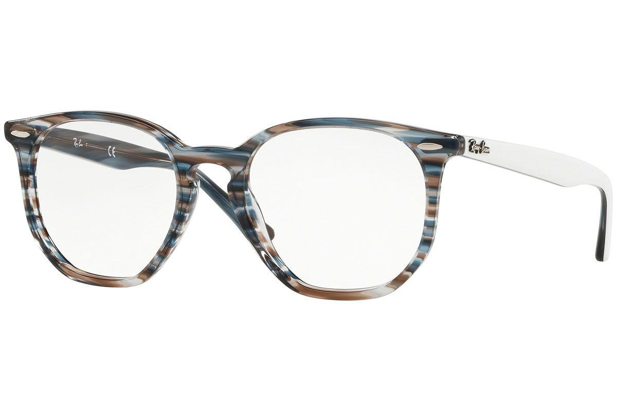 69f94f34f8cc6 Armação Óculos de Grau Ray-Ban RB7151 5801 - Omega Ótica e Relojoaria