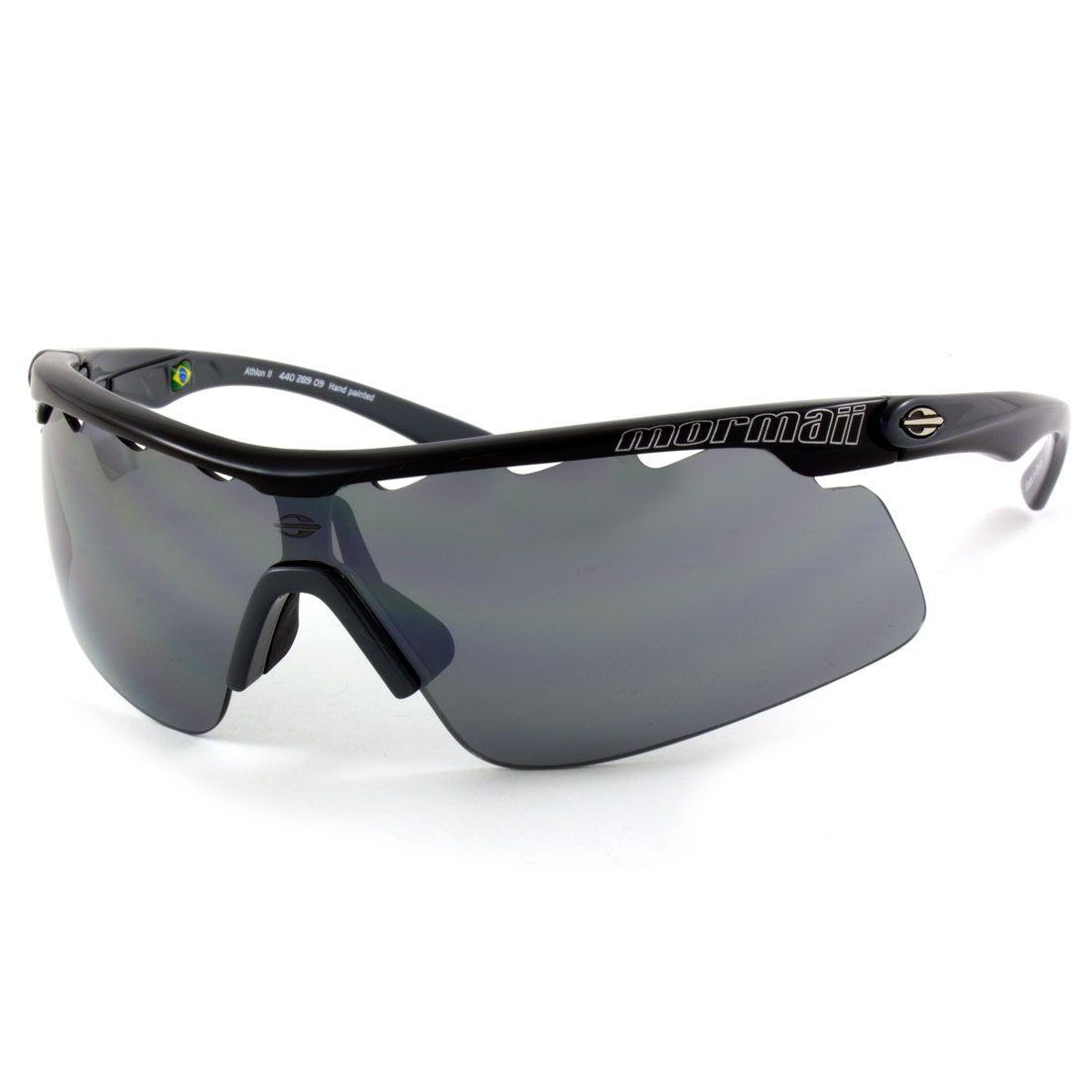 7d507e7f6b823 Óculos de de Sol Mormaii Athlon 2 440 289 09 - Omega Ótica e Relojoaria