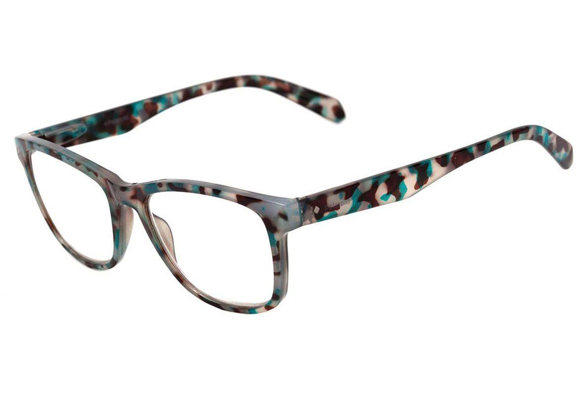 Óculos de Leitura com Grau + 2.00 Polaroid Feminino PLD 0020/R JBW