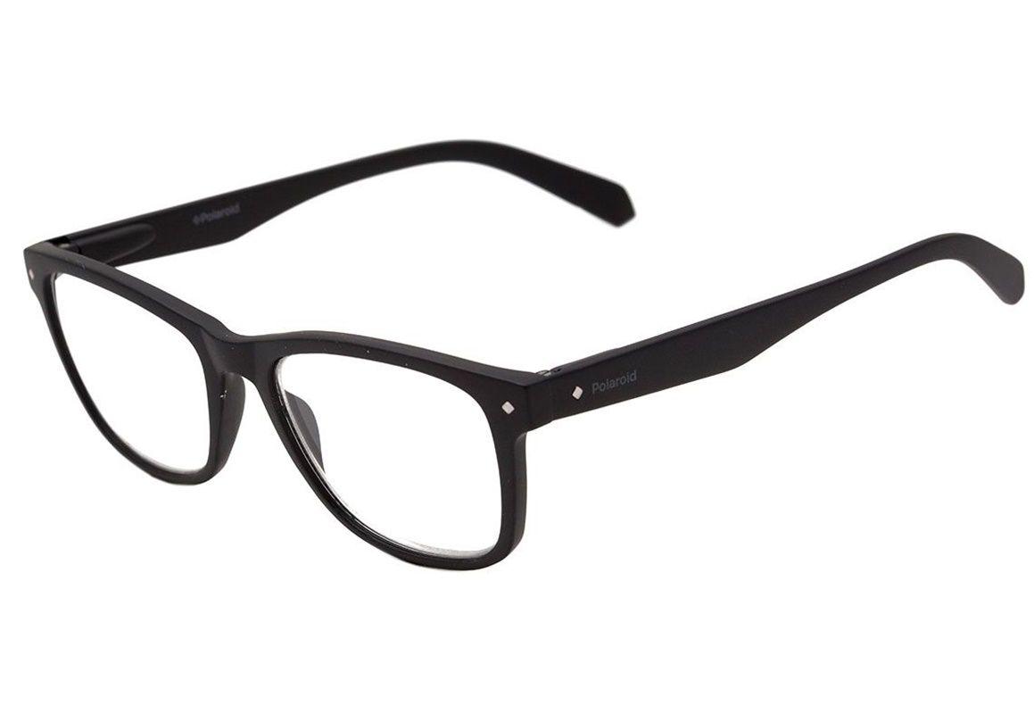 Óculos de Leitura com Grau + 2.00 Polaroid Masculino PLD 0020/R 807