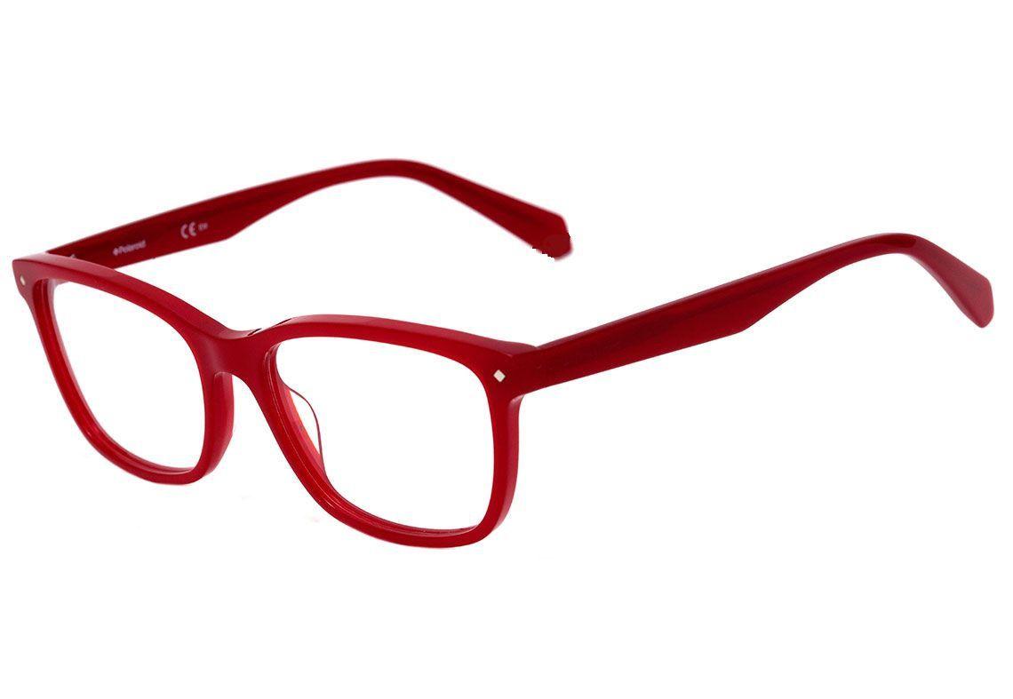Óculos De Leitura Com Grau + 2.50 Polaroid Pld 0020/R C9A