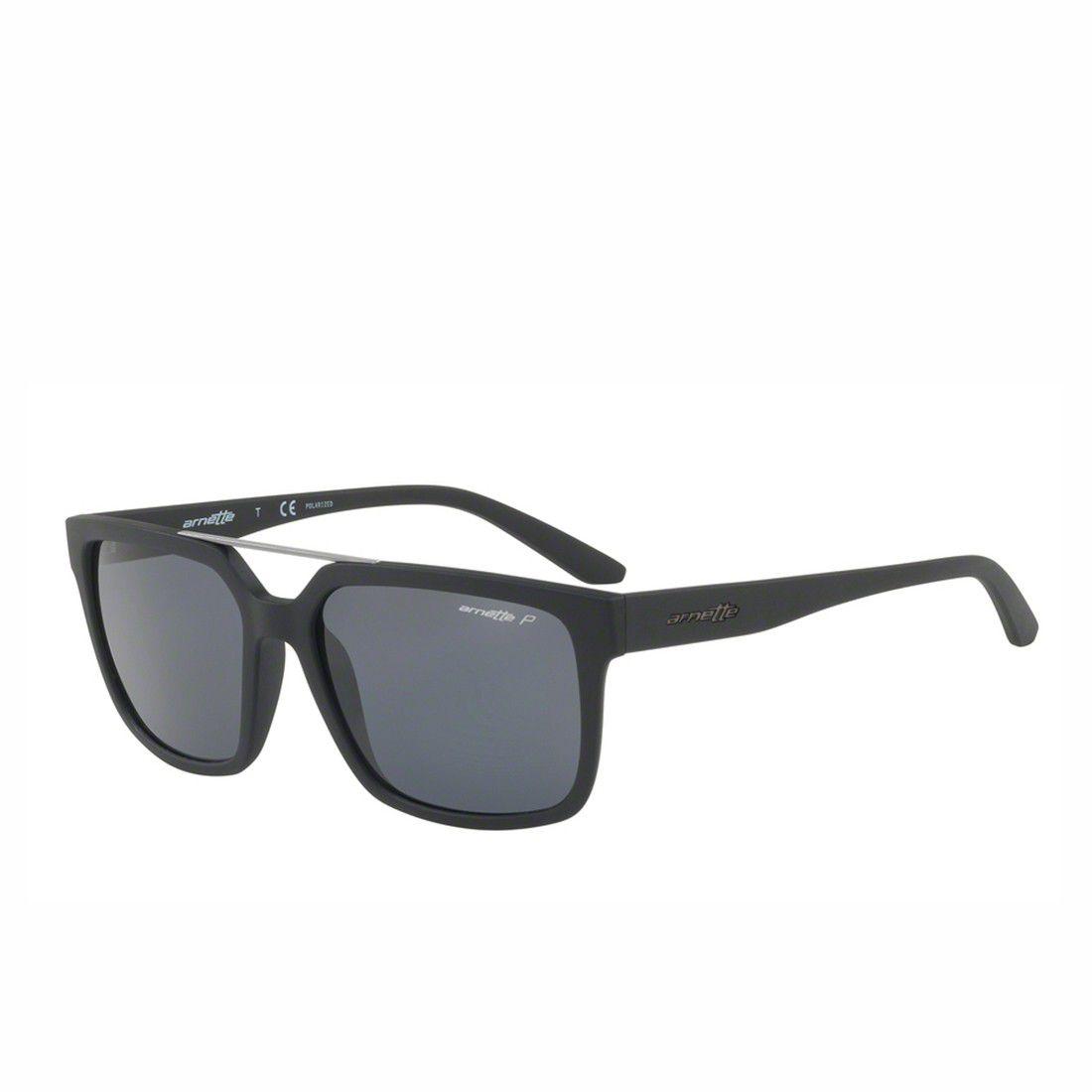 49c2b94c8b55b Óculos de Sol Arnette Masculino Petrolhead 4231-01 81 - Omega Ótica ...