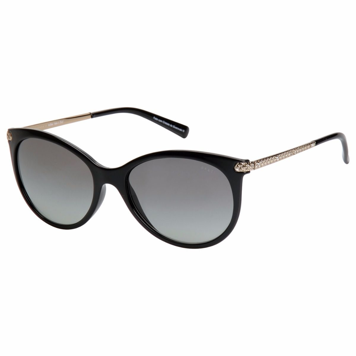 e5af28f90a9e7 Óculos de Sol Feminino Grazi Massafera GZ4018B E431 - Omega Ótica e ...