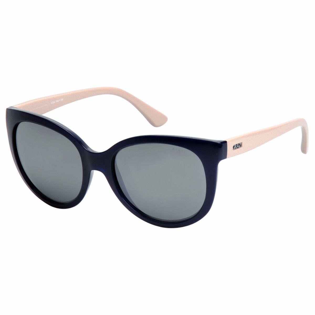 91144162e9dcf Óculos de Sol Feminino Grazi Massafera GZ4019 F342 - Omega Ótica e ...
