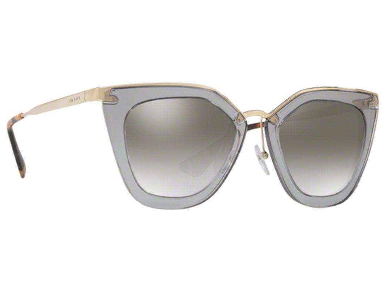 e63b511262d8d Óculos de Sol Feminino Prada SPR53S BRU-4S1 - Omega Ótica e Relojoaria