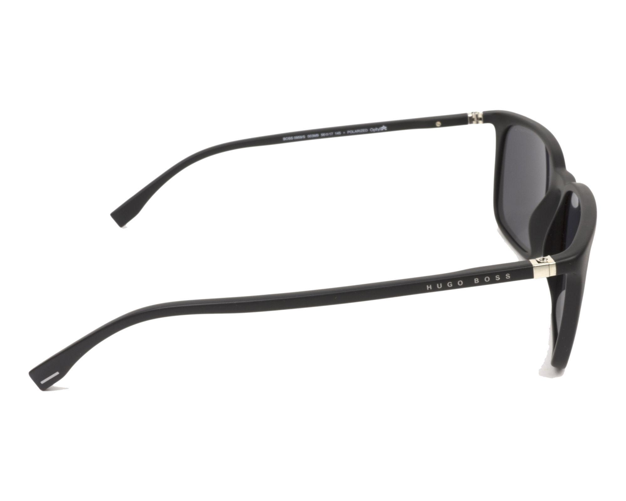 5006aeb49a218 Óculos de Sol Hugo Boss Masculino 0959 S 003M9 - Omega Ótica e ...