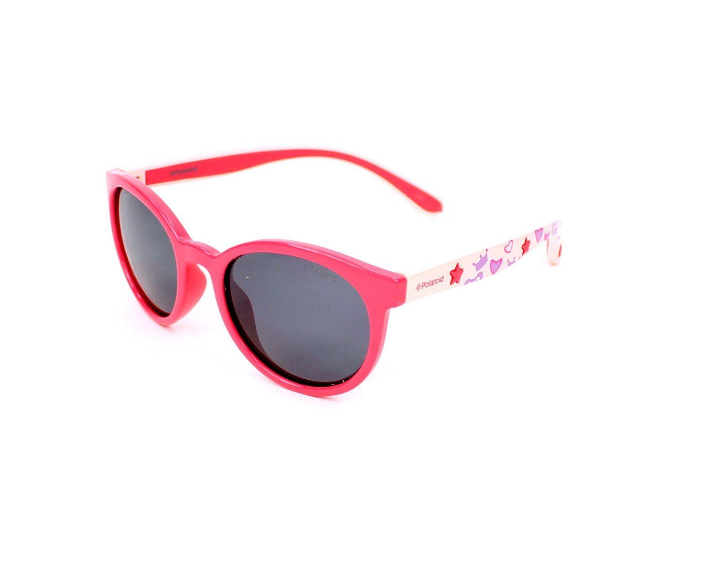 8f434b1d2 Óculos de Sol Infantil Polaroid PLD8014/S MBTAI - Omega Ótica e ...