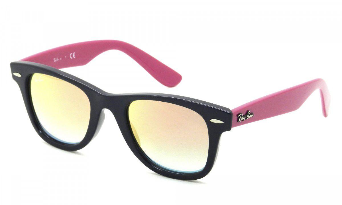 e1a06b064 Óculos de Sol Infantil Ray-ban RJ 9066S 7021/B9 - Omega Ótica e ...