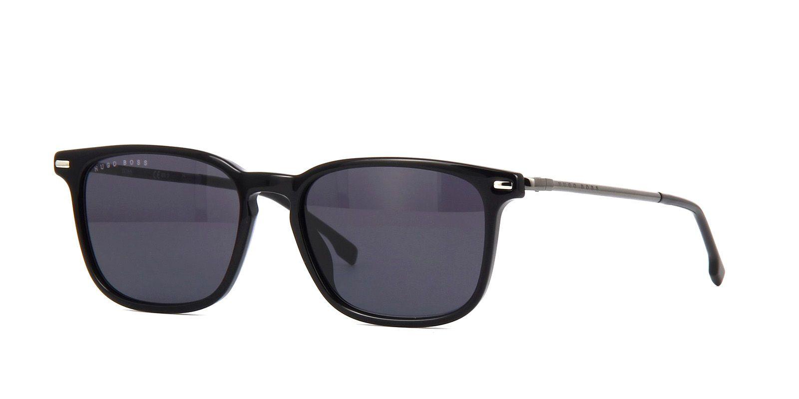 1e47c1c7b Óculos de Sol Masculino Hugo Boss Boss 1020/S 807IR - Omega Ótica e ...