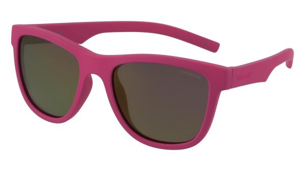 ae35326b1 Óculos de Sol Polaroid Infantil Feminino PLD 8018/S CYQAI - Omega ...