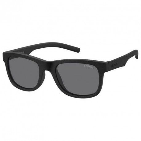 476fdd44b2c41 Óculos de Sol Polaroid Infantil Masculino PLD 8020 S YYVY2 - Omega ...