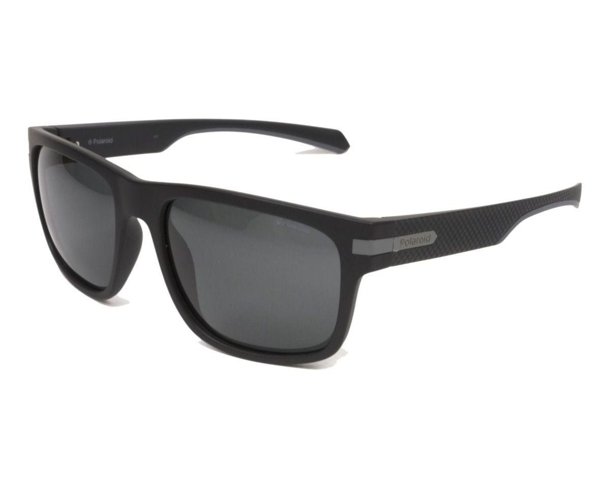 Óculos De Sol Polaroid Pld2066/s 003m9 56-18 Polarizado
