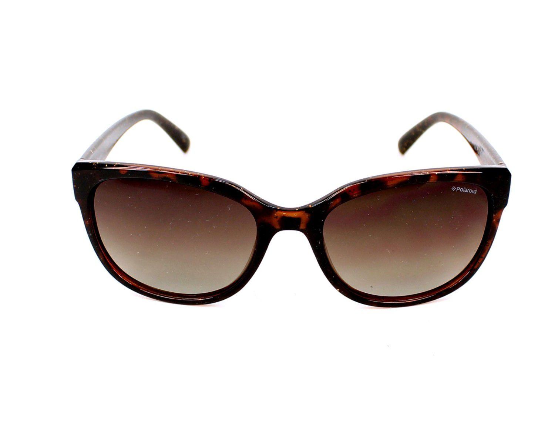Óculos de Sol Polaroid PLD 4030/S Q3VLA 55 Marrom Polarizado
