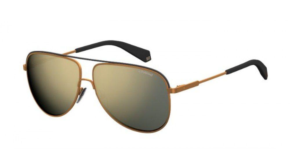 Óculos de Sol Polaroid PLD 2054/S 210LM 60 Aviador Polarizado