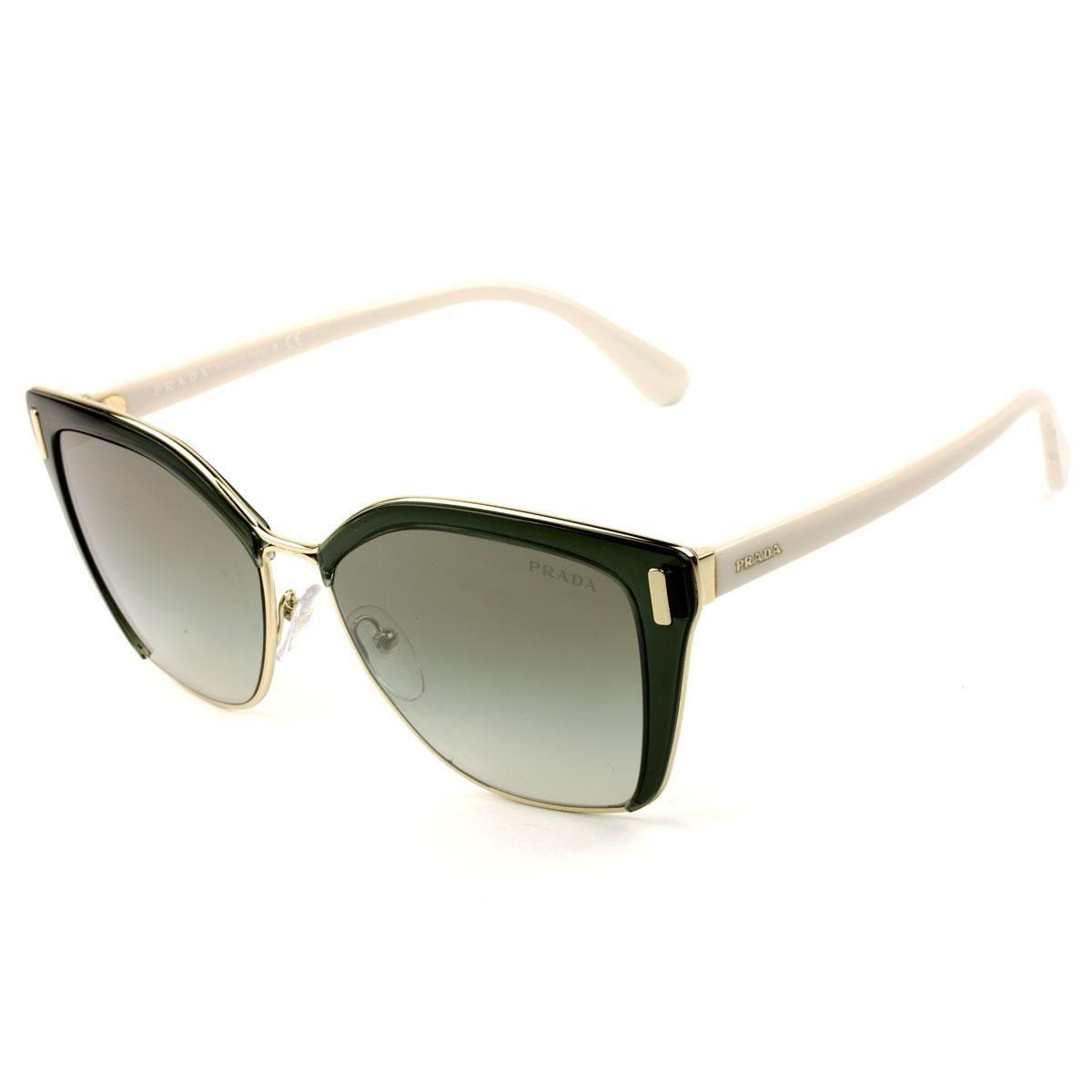 08946b824 Óculos De Sol Prada Feminino SPR56T M09-500 - Omega Ótica e Relojoaria