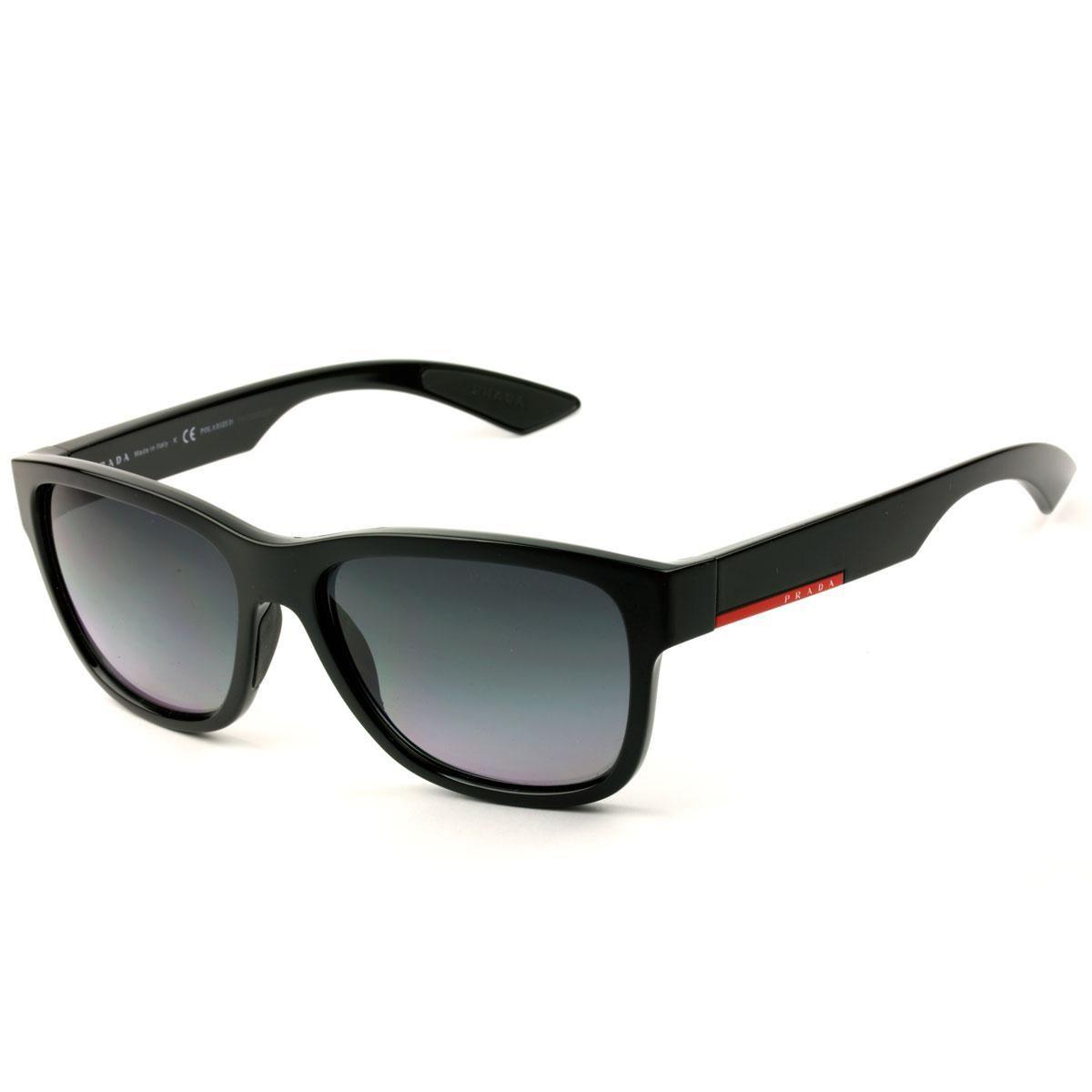0caf5f47e Óculos de Sol Prada Masculino SPS03Q 1AB-5W1 - Omega Ótica e Relojoaria