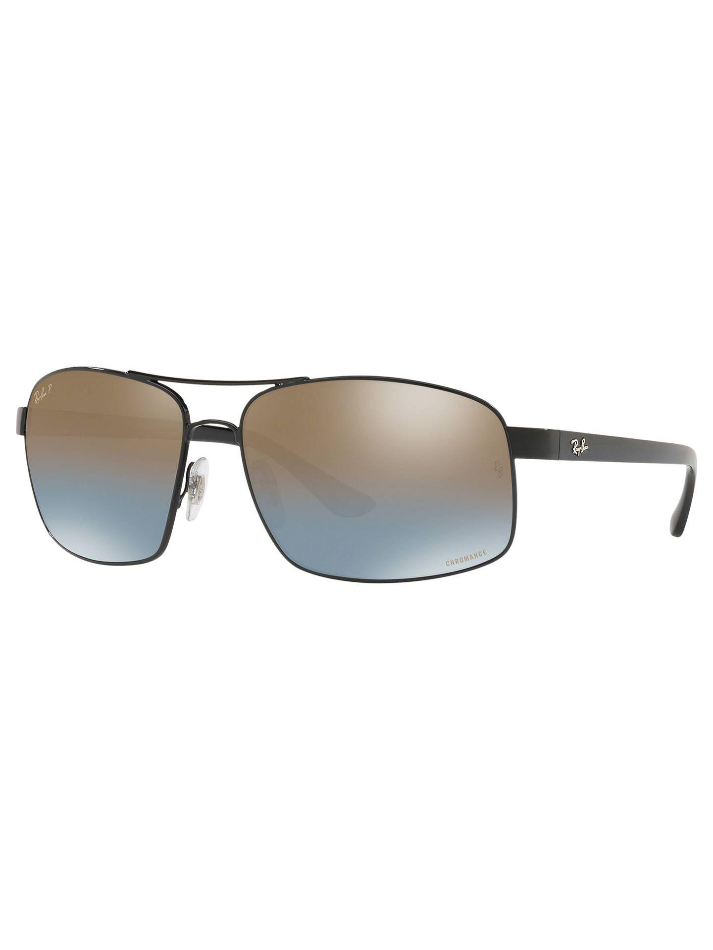 Óculos De Sol Ray-ban Masculino Rb3604-ch 002/jo 62-15 130