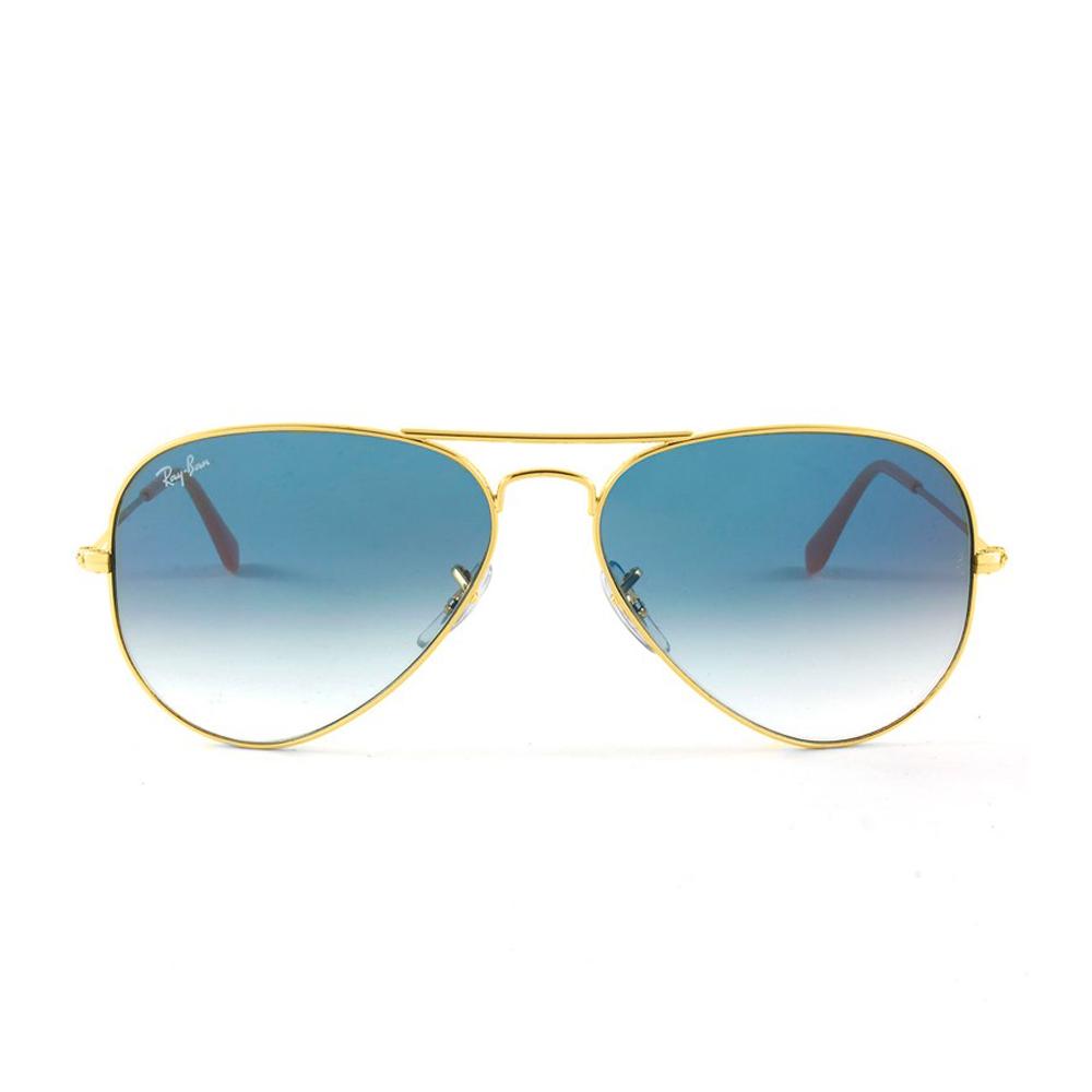 Óculos De Sol Ray-ban Rb3025l 001/3f Tam. 55