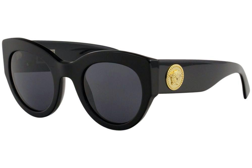 Óculos de Sol Versace Bruna Marquezine MOD. 4353 GB1 87 - Omega ... 1ca56b3689