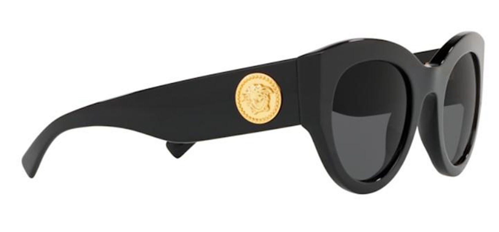 7c4562b98 Óculos de Sol Versace Bruna Marquezine MOD. 4353 GB1/87 - Omega ...