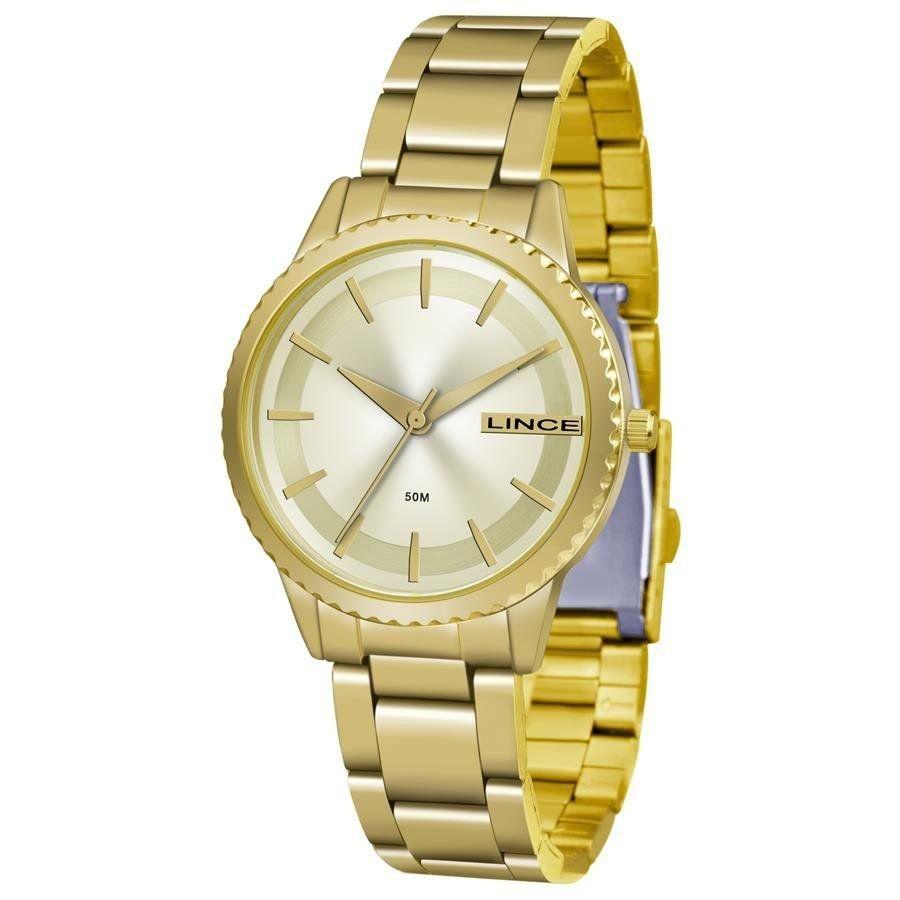 d3923d9576c Relógio Feminino Lince LRG4564L C1KX - Omega Ótica e Relojoaria