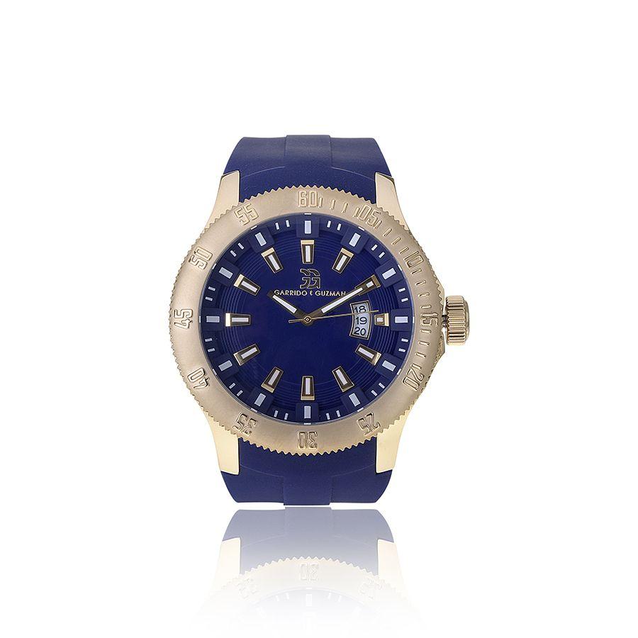 42c5005a000 Relógio Masculino Garrido e Guzman GG2039GSG 03 - Omega Ótica e ...