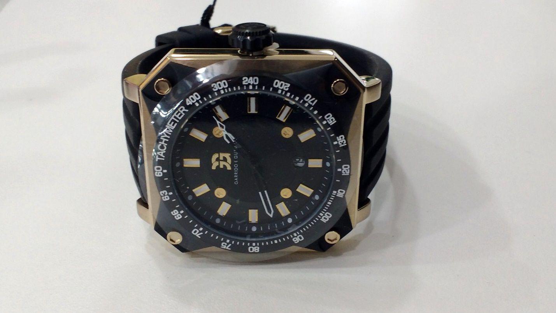 9ee9e0a1715 Relógio Masculino Garrido guzman GG2056GSGBL 03 - Omega Ótica e ...