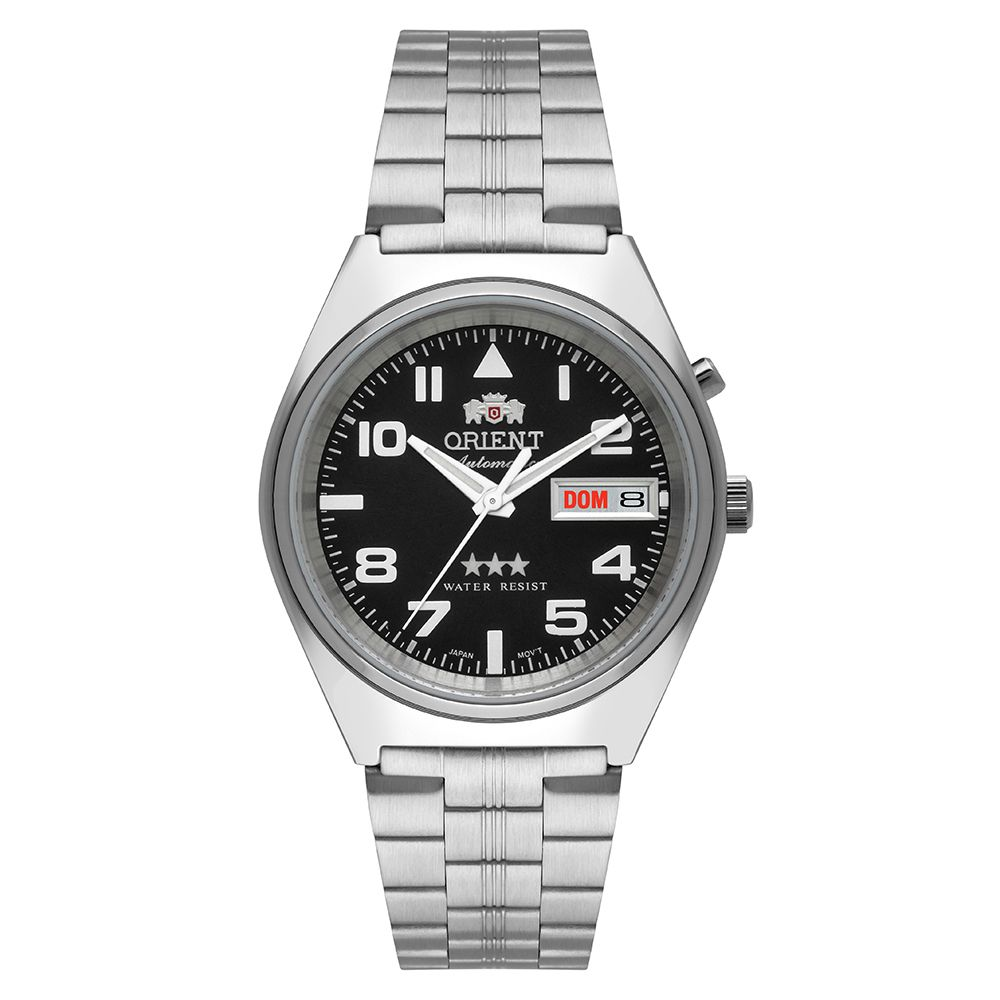 d452ff69bd7 Relógio Masculino Orient 469SS083 P2SX - Omega Ótica e Relojoaria