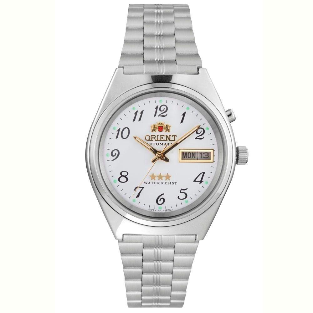 0ddb3d94cb0 Relógio Orient automático 469wb1a b2sx - Omega Ótica e Relojoaria
